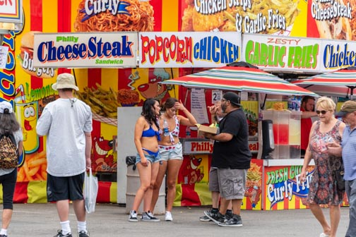 California State Fair | Don't Miss A Moment | Fair Food | People Watching | Midway Rides | Livestock | Fine Arts | Agriculture | Sacramento | Images By RJM