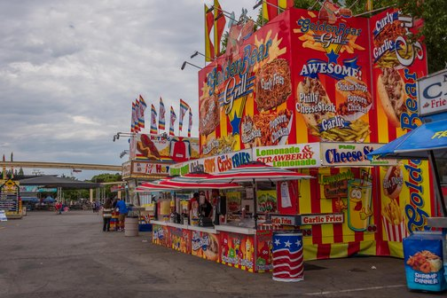 California State Fair | Don't Miss A Moment | Fair Food | Food Concession Stands | Midway Rides | Livestock | Fine Arts | Agriculture | Sacramento | Images By RJM