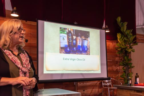 California State Fair | Don't Miss A Moment | Education | Olive Oil | Maria Farr | Sacramento | Images By RJM