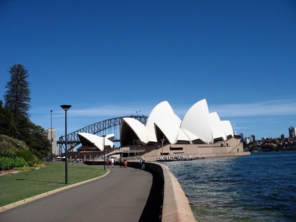 Wheelchair accessible | Sydney | Australia | Opera House