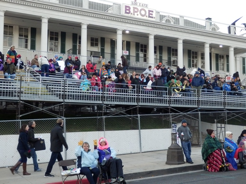 Inspiring Stories, Rose Parade, wheelchair accessible, Elks Lodge