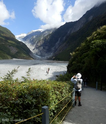 Anything is Possible Travel - Franz Josef Glacier