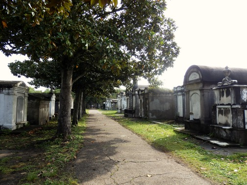 Lafayette Cemetery, New Orleans, Garden District, aboveground, burial, stone crypts mausoleums, tombs, Cities of the Dead, ©2015 ImagesByRJM