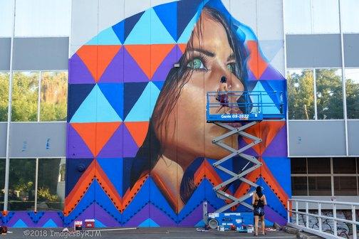 Street Art | Sacramento | Wide Open Walls | Artists | Mural Festival | Visit Sacramento | Adnate