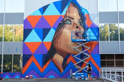 Street Art | Sacramento | Wide Open Walls | Artists | Mural Festival | Visit Sacramento | Adnate