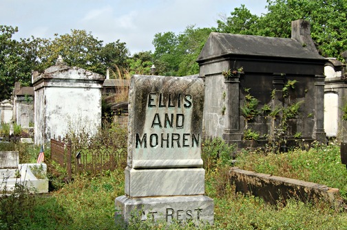 Lafayette Cemetery, New Orleans, Garden District, aboveground, burial, stone crypts mausoleums, tombs, historic, preservation, Save Our Cemeteries, Cities of the Dead, ©2015 ImagesByRJM