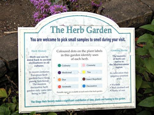 Herb Garden, Lower Garden