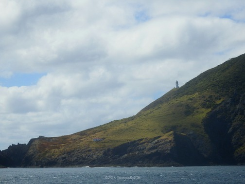 Cape Brett Lighthouse, at the entrance to the Bay of Islands