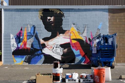 Street Art | Sacramento | Wide Open Walls | Artists | Mural Festival | Visit Sacramento | Jeff Musser