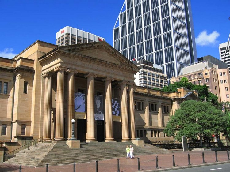 Wheelchair accessible | Sydney | Australia | NSW State Library