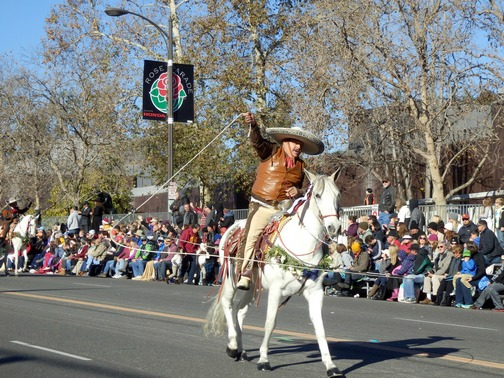 Inspiring Stories, Rose Parade, wheelchair accessible, horse rider, Los Hermanos Banuelos