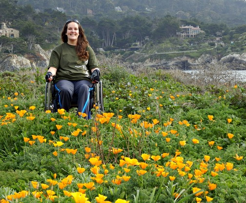 Point Lobos State Natural Reserve, Bird Island Trail, wheelchair accessible