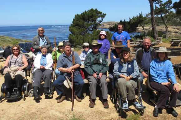 MSQLP Group at Point Lobos