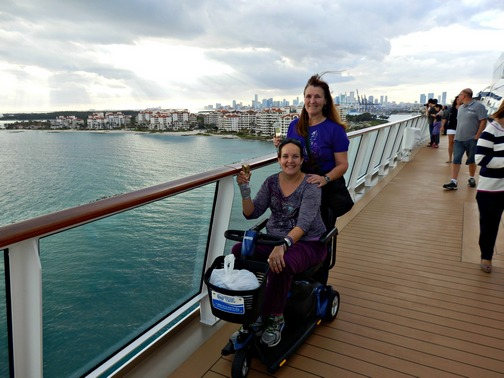 Anything Is Possible Travel - It's All About MEE - Cruising for a Cause
