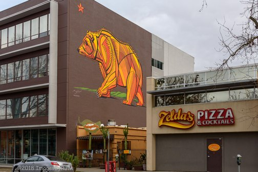 Street Art | Sacramento | Wide Open Walls | Artists | Mural Festival | Visit Sacramento | Raphael Delgado