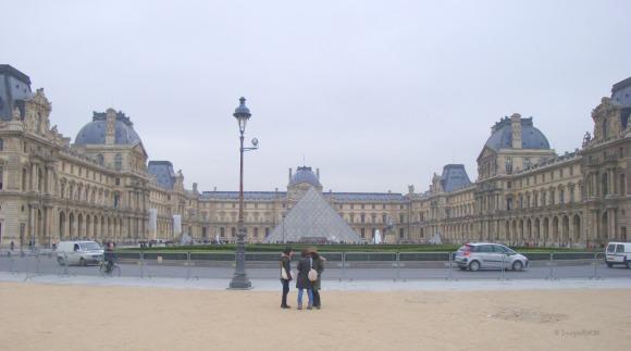 Louvre Museum, Paris, France, art, accessible