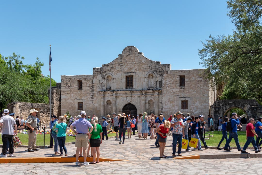The Alamo | Remembering Texas History - Anything Is ...