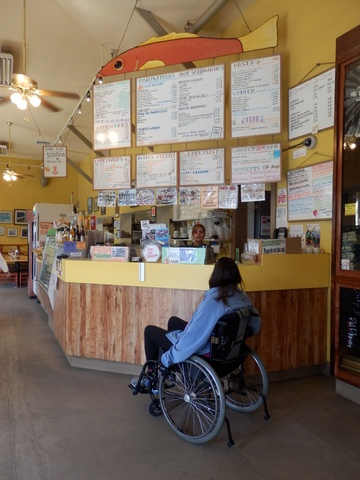 Moss Landing, Monterey County, California, Northern California, Phil's Fish Market and Eatery, wheelchair accessible, lunch, Images by RJM