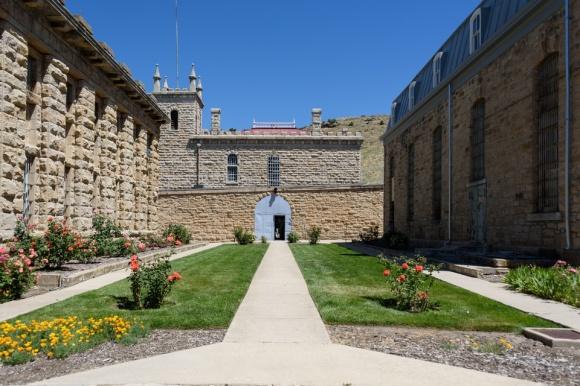 Old Idaho Penitentiary | Idaho State Historical Society | prison | Boise | Idaho | wheelchair accessible | Images by RJM