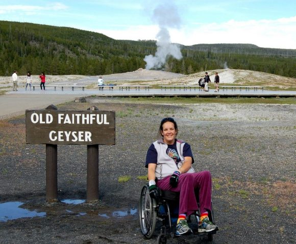 Travel   love   photography   tribute   adventure   Olympus   Nikon   camera   Images by RJM   Yellowstone   Old Faithful geyser
