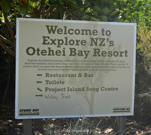 Otehei Bay Resort, Bay of Islands