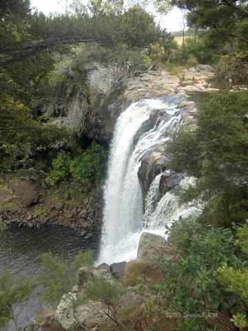 Rainbow Falls, near Kerikeri, North Island, New Zealand (Feb. 2013)