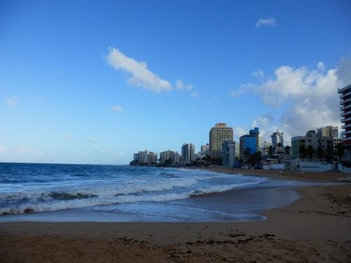 Seven Hours in San Juan, Puerto Rico
