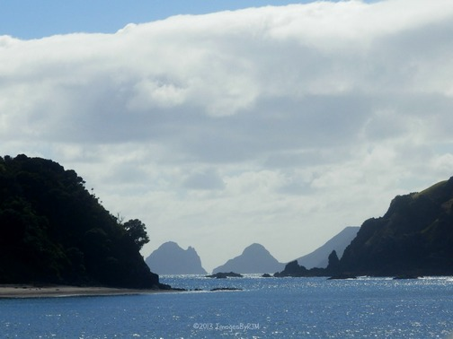 From Paihia to Cape Brett / Hole in the Rock