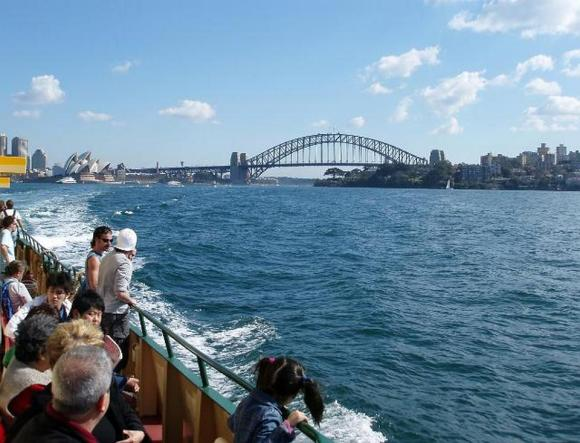 Wheelchair accessible | Sydney | Australia | Manly Ferry | Sydney Harbour