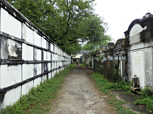 Lafayette Cemetery, New Orleans, Garden District, aboveground, burial, stone crypts mausoleums, tombs, historic, preservation, City of the Dead, yellow-fever, cholera, victims, ©2015 ImagesByRJM