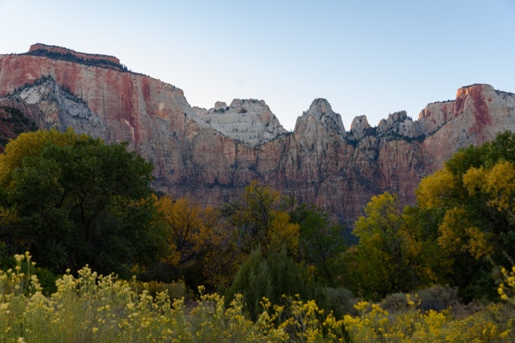 Zion National Park | Utah | Wheelchair Accessible | Nature | Landscape | Canyon | October 2017 | Images by RJM
