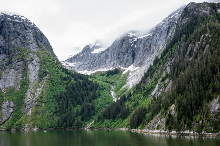Tracy Arm Fjord | Alaska | glacier | travel | nature | Alaskan cruise | May 2016 | Brent Nixon | glacial ice | ©2016 ImagesByRJM
