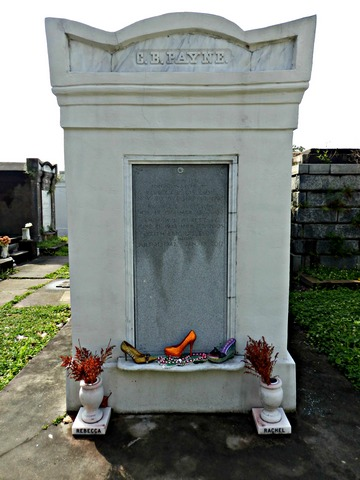 Lafayette Cemetery, New Orleans, Garden District, aboveground, burial, stone crypts mausoleums, tombs, family, historic, preservation, muses, City of the Dead, ©2015 ImagesByRJM