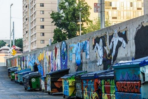 Street Art | Sacramento | Wide Open Walls | Artists | Mural Festival | Visit Sacramento | Artners Collaborative