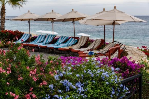 Cabo San Lucas | Baja Mexico | Christmas | Resort | Hacienda Del Mar | Sheraton Grand Los Cabos | beach | pool